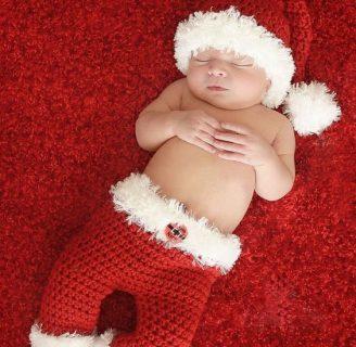 como hacer gorro de bebe en crochet un espectacular gorro de santa