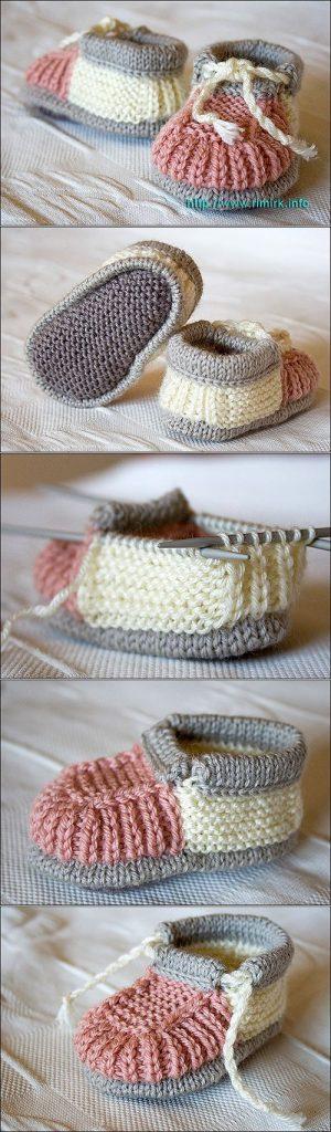 5-como-hacer-zapatitos-de-bebe-con-dos-agujas