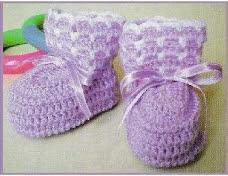 Recuerda que si además de aprender como hacer escarpines en crochetdeseas aprender como hacer un chaleco a crochet para niña haz click aqui y sigue las instrucciones para realizar bellisimos diseños.