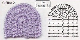 como-hacer-escarpines-en-crochet