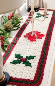 como-hacer-camino-de-mesa-en-crochet