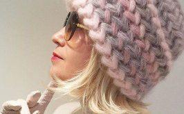 como hacer un gorro en crochet para mujer