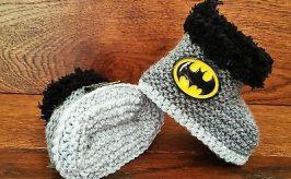 Cómo hacer botas de bebé a crochet en pocos pasos