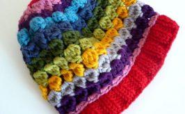 Cómo hacer gorros a crochet paso a paso en todas las tallas