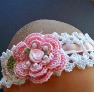 como aprender a tejer por primera vez un cintillo o diadema