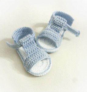 8d7f62299 como aprender a tejer sandalias muy bonitas con estos sencillos pasos