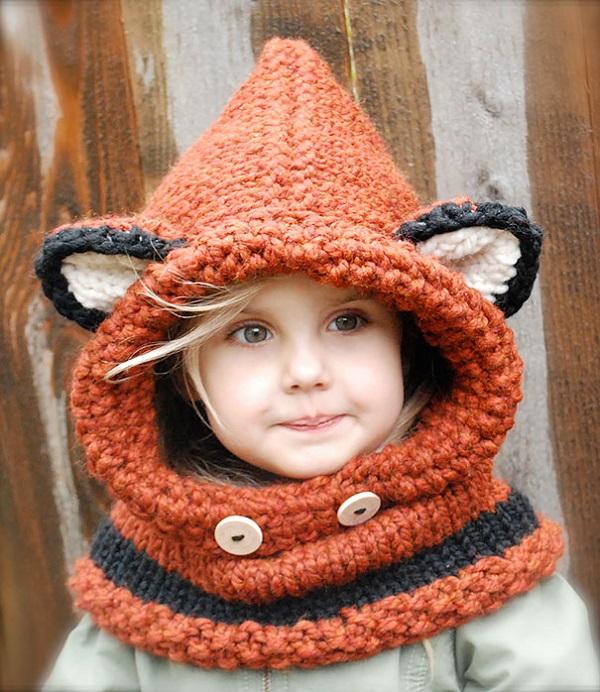 f2b78f94d0232 como hacer gorros de lana con dos agujas para niños