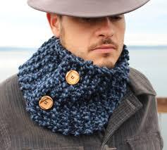 como hacer bufandas de punto con dos agujas