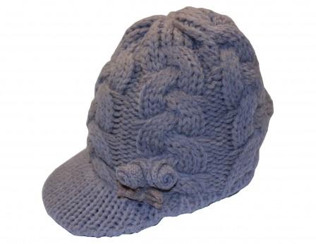 como hacer una gorra con dos agujas paso a paso fc3c4286037