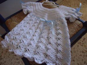 como hacer vestidos a crochet-11