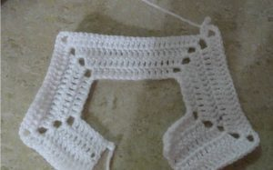 0bd614fce como hacer vestidos a crochet para niña recien nacida